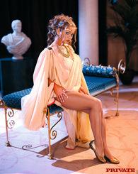 Horny slut Cleopatra is...