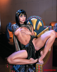 Cleopatra is a big whore...